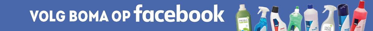 Volg BOMA op Facebook