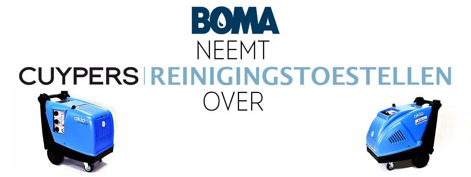 BOMA neemt Cuypers NV over